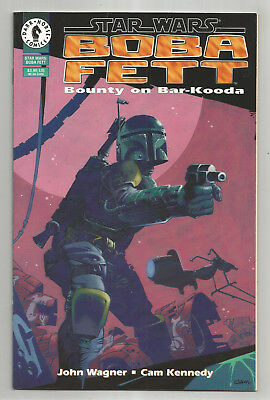 Star Wars Boba Fett Bounty On Bar-Kooda * Dark Horse Comics