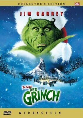 How the Grinch Stole Christmas [DVD] [20 DVD