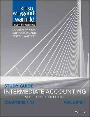 Intermediate Accounting : Chapters 1-14, Paperback by Kieso, Donald W., Ph.D....