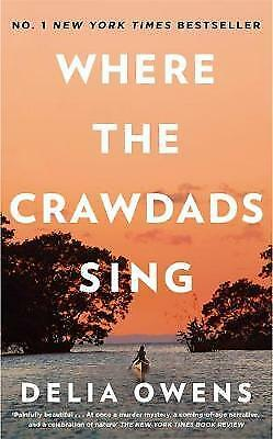 Where the Crawdads Sing, By (author) Delia Owens