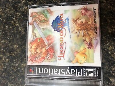 Legend of Mana (Sony PlayStation 1, 2000)