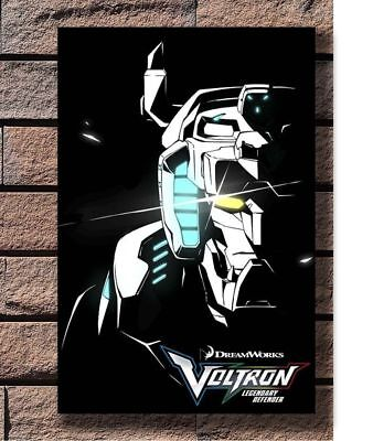 Y-1102 Voltron Legendary Defender 27x40 36 Hot Poster Season 6 Anime TV Series