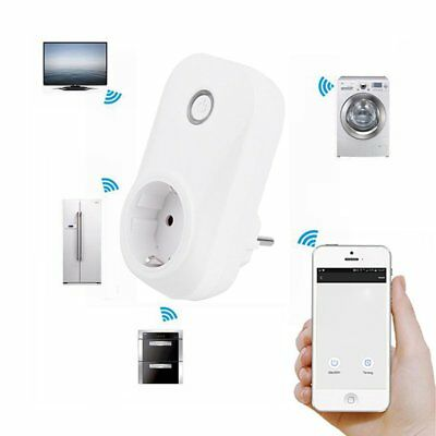 Corrente Intelligente Smart WiFi App Interruttore timer controllo Remoto iOS