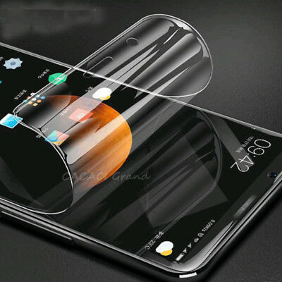 For Samsung Galaxy Phones Full Cover Soft Hydrogel Film Screen Protector Guard