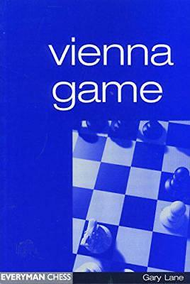 Vienna Game by Lane, Gary, NEW Book, (Paperback) FREE & Fast Delivery