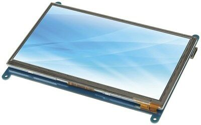 1024x600 HDMI 7in Screen with USB Capacitive Touch