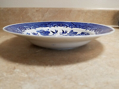 """Blue Willow Serving Bowl ~ 9"""" ~ Made In Japan"""