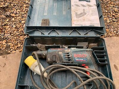 Bosch Hammer drill GBH 2-18 RE SDS 110v with case