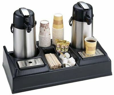 Kaffeestation Double (for 2 Cans), 660x345x155mm