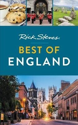 Rick Steves Best of England : Including Edinburgh, Paperback by Steves, Rick,...