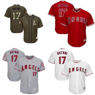 07a523c64 Men s Los Angeles Angels Shohei Ohtani camouflage Player Baseball Jersey