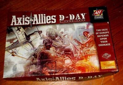 ✈️ The D-Day  - Axis & Allies