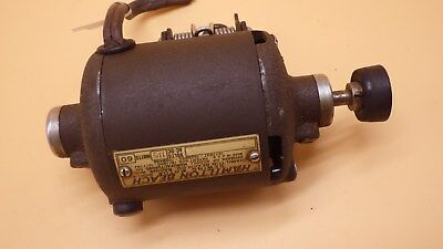 Vintage Hamilton Beach Sewing Machine Motor Model A  #4