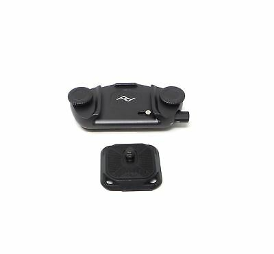 Peak Design Capture Camera Clip V3 with Standard Plate CP-BK-3 Black
