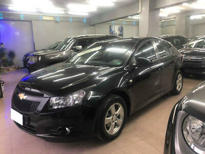 Chevrolet Cruze 1.6 BENZ/GPL 124CV - LTZ - BLACK EDITION