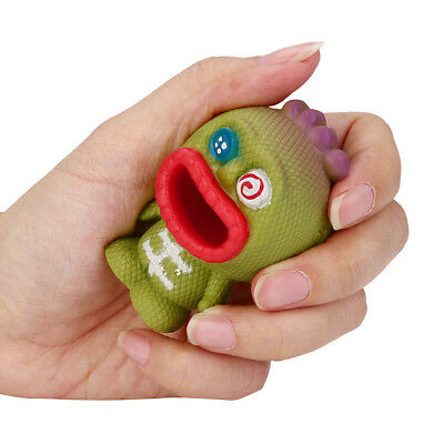 6CM Funny Stress Relief Toy Decor Decompression Popping Out Decor Squeeze Toys M