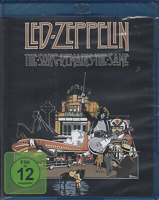 Led Zeppelin - The Song Remains The Same (Blu-ray, NEU! Original verschweißt)