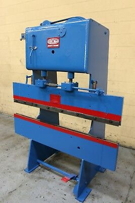 "15 Ton X 60"" Dreis & Krump Press Brake: Yoder #70319"