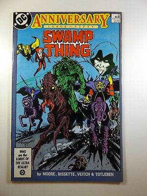 Swamp Thing #50 1st Appearance of The Justice League Dark!! Beautiful VF-NM!!