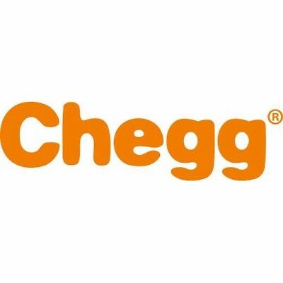 Chegg Study Premium Account for rent at $50 for 1 year-Unlimited access in 1year