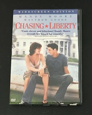 Chasing Liberty (Widescreen Edition) DVD Mandy Moore, Jeremy Piven