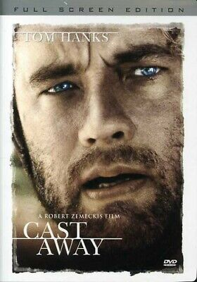 Cast Away [DVD] [2001] [Region 1] [US Im DVD Incredible Value and Free Shipping!