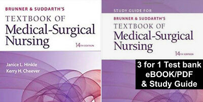 Textbook Of Medical-Surgical Nursing 14th Ed