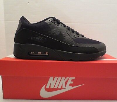 size 40 55773 25701 NIKE AIR MAX 90 ULTRA 2.0 ESSENTIAL 875695 002 BLACK sneaker shoe mens size  9.5