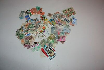BRITISH COMMONWEALTH LARGE LOT OF MINT AND USED Several 100 STAMPS
