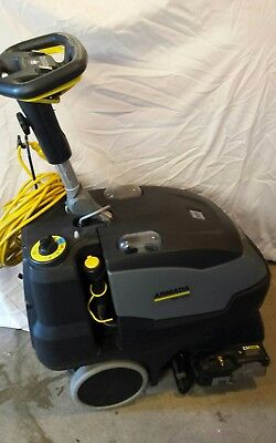 Used WINDSOR ARMADA BRC 40/22 Carpet extractor