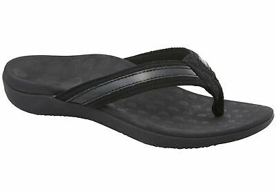 Scholl Orthaheel Tide Ii Womens Supportive Orthotic Thong Sandals