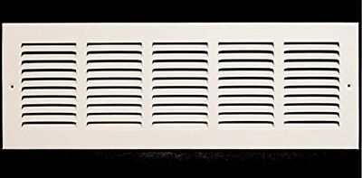 "20""w X 6""h Steel Return Air Grilles - Sidewall and Cieling - HVAC DUCT COVER - W"