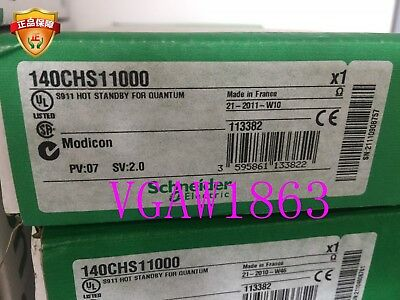 Schneider 140CHS11000 Communication Module 1PC NEW IN BOX Ship  by DHL