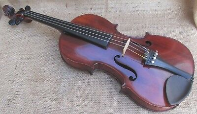 LATE 19TH FRENCH CENTURY VIOLIN BY JTL Mirecourt MANSUY PARIS -  Full size 4/4