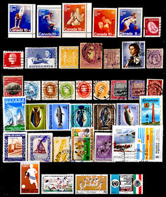 Worldwide: Classic Era To 70's Stamp Collection
