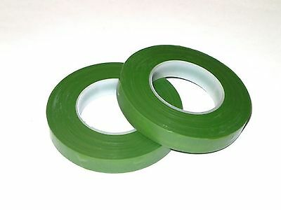 4 x reels FLORISTRY  PARAFILM TAPE  GREEN GRAFTING TAPE  Top Brand 4 rolls