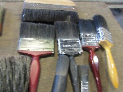 Decorators Paint Brushes Collection
