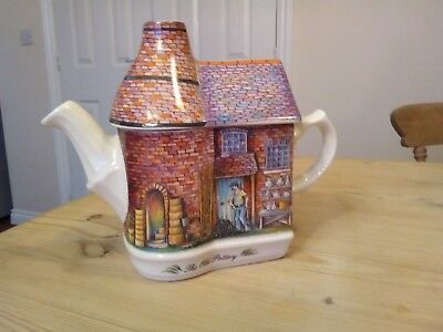 Sadler THE OLD POTTERY Tea Pot Unboxed Excellent Condition