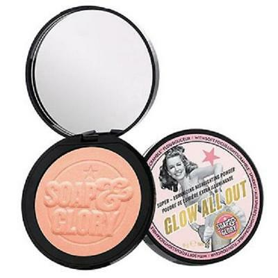 SOAP & GLORY Glow All Out Luminising Highlighter Powder 9g - NEW SEALED