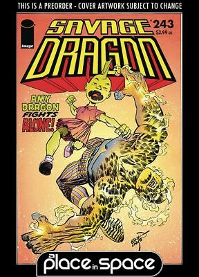(Wk11) Savage Dragon, Vol. 2 #243 - Preorder 13Th Mar