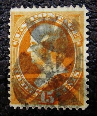 nystamps US Stamp # 152 Used $220