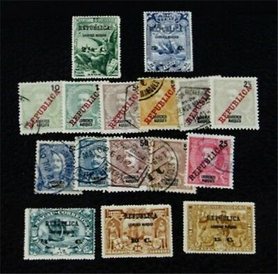 nystamps Portugal Lourenco Stamp # 38 // 112 Mint / Used $40