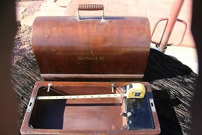 Singer Bentwood Case For Vintage Sewing Machines