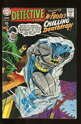 Detective Comics #373 Very Good 4.0 Batman 1968 Dc Comics
