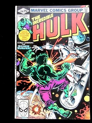 The Incredible Hulk #250. 1980. Vf (8.0).  Silver Surfer Appearance
