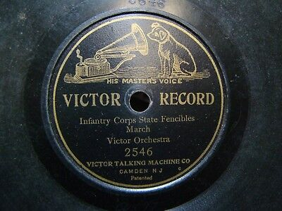 Victor 7 inch Disc Record #2546