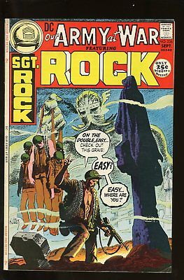 Our Army At War #236 Fine- 5.5 Sgt. Rock 1971 Dc Comics
