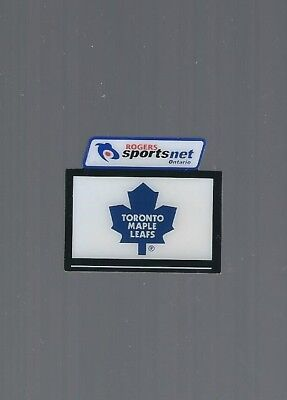 "Toronto Maple Leafs logo  ""TV Broadcaster / Rogers Sportsnet""  NHL Hockey pin"