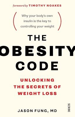 The Obesity Code: Unlocking the Secrets of Weight Loss📧⚡Email Delivery(10s)⚡📧