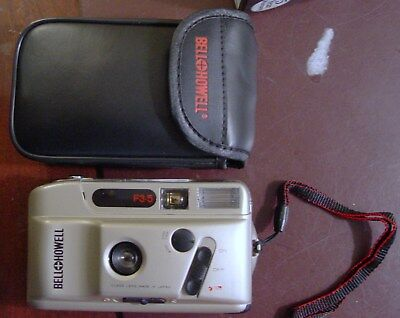 Bell & Howell 35mm Motorized Film Camera with Film New